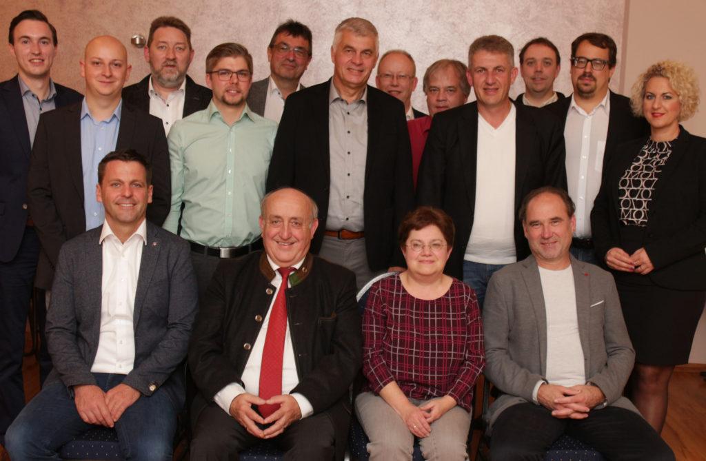 Stadtratsliste 2020 - CSU Wemding
